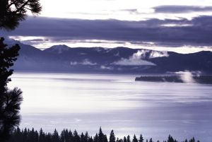 Early Morning Tahoe