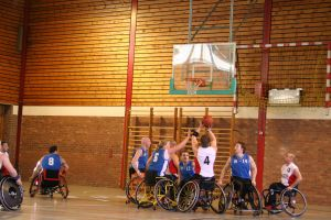 Wheelchair athletics are on the rise!