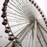 The Ferris Wheel at Navy Pier