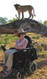 accessible safari tour with Epic Enabled in Africa